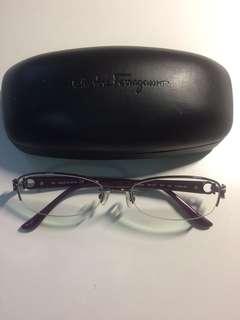 Salvatore Ferragamo specs frame