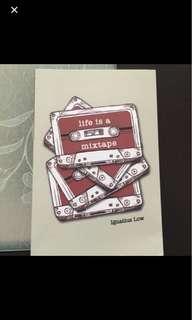 Life is a mixtape. Ignatius Low book non fiction straits times press