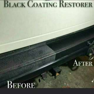 **Hot Sales**Black Coating Restorer for Car