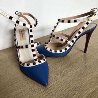 Authentic Limited Edition Valentino Rockstud Heel