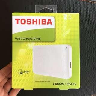 🚚 Toshiba 2TB 行動硬碟
