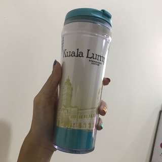Tumbler Starbucks Kuala Lumpur