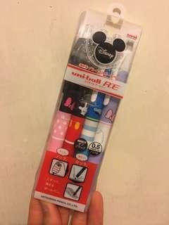 三菱Uni-ball Disney 擦擦原子筆