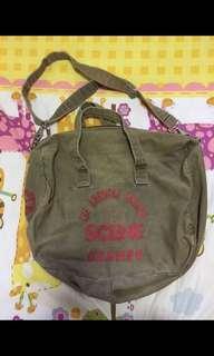 Scene Messenger Bag
