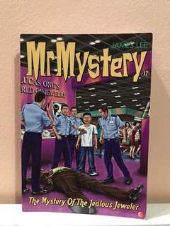 Mr Mystery <The Mystery of The Jealous Jeweler>