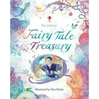 ☺ [ Brand New ] Fairy Tale Treasury. (Gift Sets) (Hardcover)