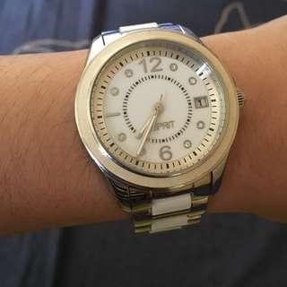 Repriced! Original Esprit watch
