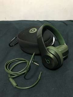 Beats Solo 2 Royal Edition, Hunter green