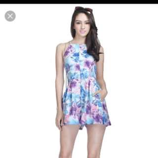 Fayth playsuit romler