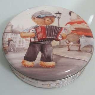 (現貨) 香港珍尼曲奇/小熊餅干 Jenny Cookie