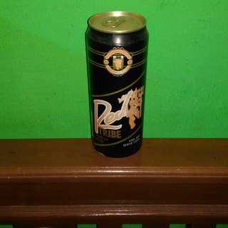 Minuman kaleng berlogo MU thn 97