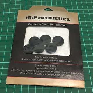 Ear foam replacement headset