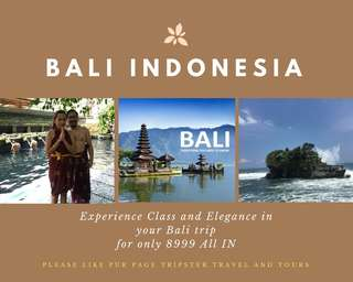 Bali with elegance and class