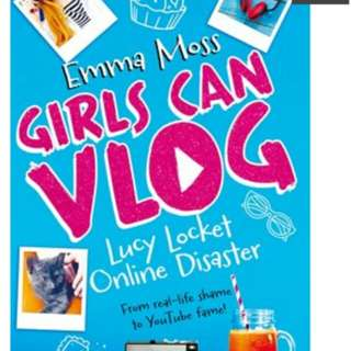 Girls can vlog Lucy Locket online disaster