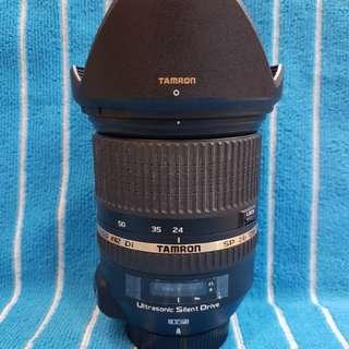 Tamron SP 24-70/2.8 Di VC Nikon