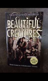 Beautiful Creatures (by kami Garcia & Margaret stohl)