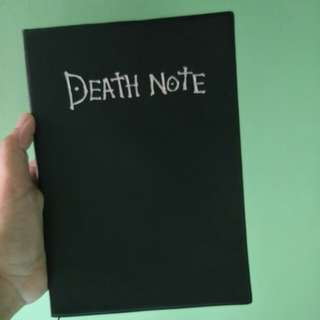 Death Note (Notebook)