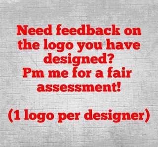 Calling all designers! Logo critique