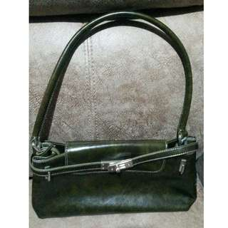 Rina Rich leather hand bag