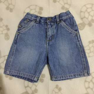 Kenneth Cole Reaction Denim Shorts