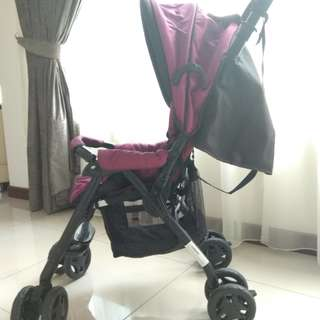 Halford Cosmo DX Stroller