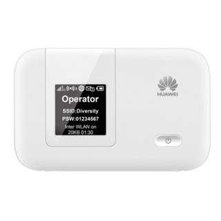 華為E5372s / 4G無線路由器mifi隨身: