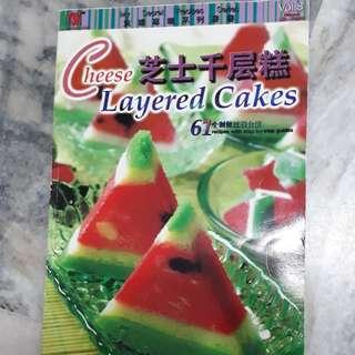 Cakes Recipe Book