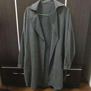 (全新)寬鬆外套