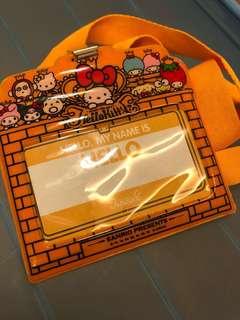 [絕版無用過] 2010年Sanrio HelloKitty展入場Pass