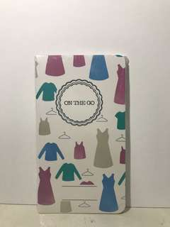Set of Two Notebook
