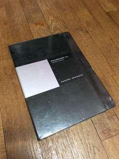 Moleskine Workbook A4 (Hardcover + Squared)