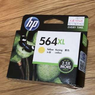 HP Ink 564XL Yellow