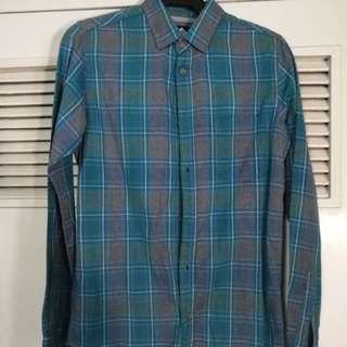 Cotton-On Flannel Long Sleeved Shirt