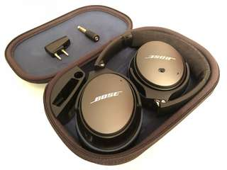 Bose QuietComfort QC25 Acoustic Noise Cancelling headphones