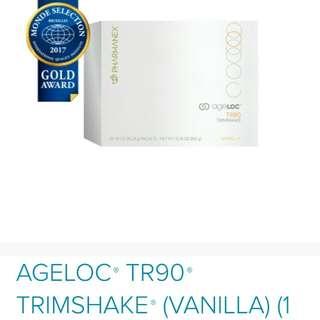 ageLOC TR90 TrimShake Vanilla