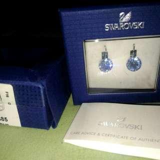 Swarovski Bella Pierced Earrings