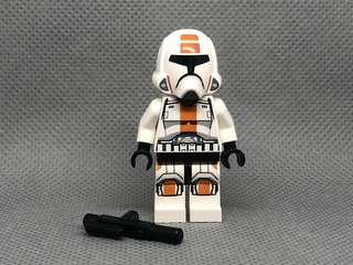 75001 Lego Republic Trooper