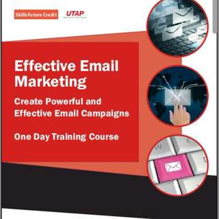 Effective Email Marketing Course