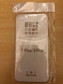 IPhone 8 plus ultra thin case