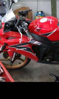 CBR 150 R HONDA original 3M sticker