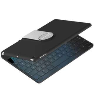 JETech Bluetooth Keyboard Case For IPad Not sure which model