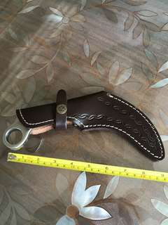 Large Kerambit (Curved knife)