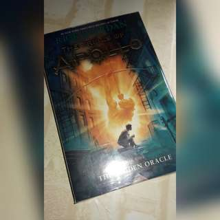 The Trials of Apollo Book 1 by Rick Riordan