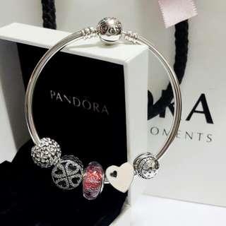 Pandora Bracelet/Bangle 手鏈/手扼