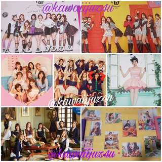 Twice Posters