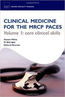 MRCP paces