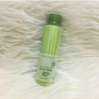 Nature Republic Soothing & Moisture Aloe Vera 80% Emulsion (160ml)
