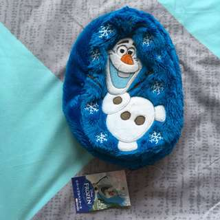 Disney Frozen-Olaf reversible pouch