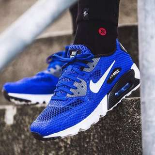 BNIB Nike authentic air max 90 ultra br plus qs sneakers