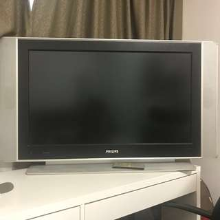 "Philips 37"" Flat TV"